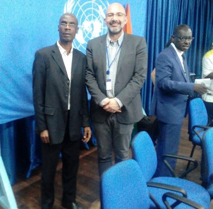 RENCONTRE DES ONG IVOIRIENNES AVEC DES EXPERTS DE l'ONU