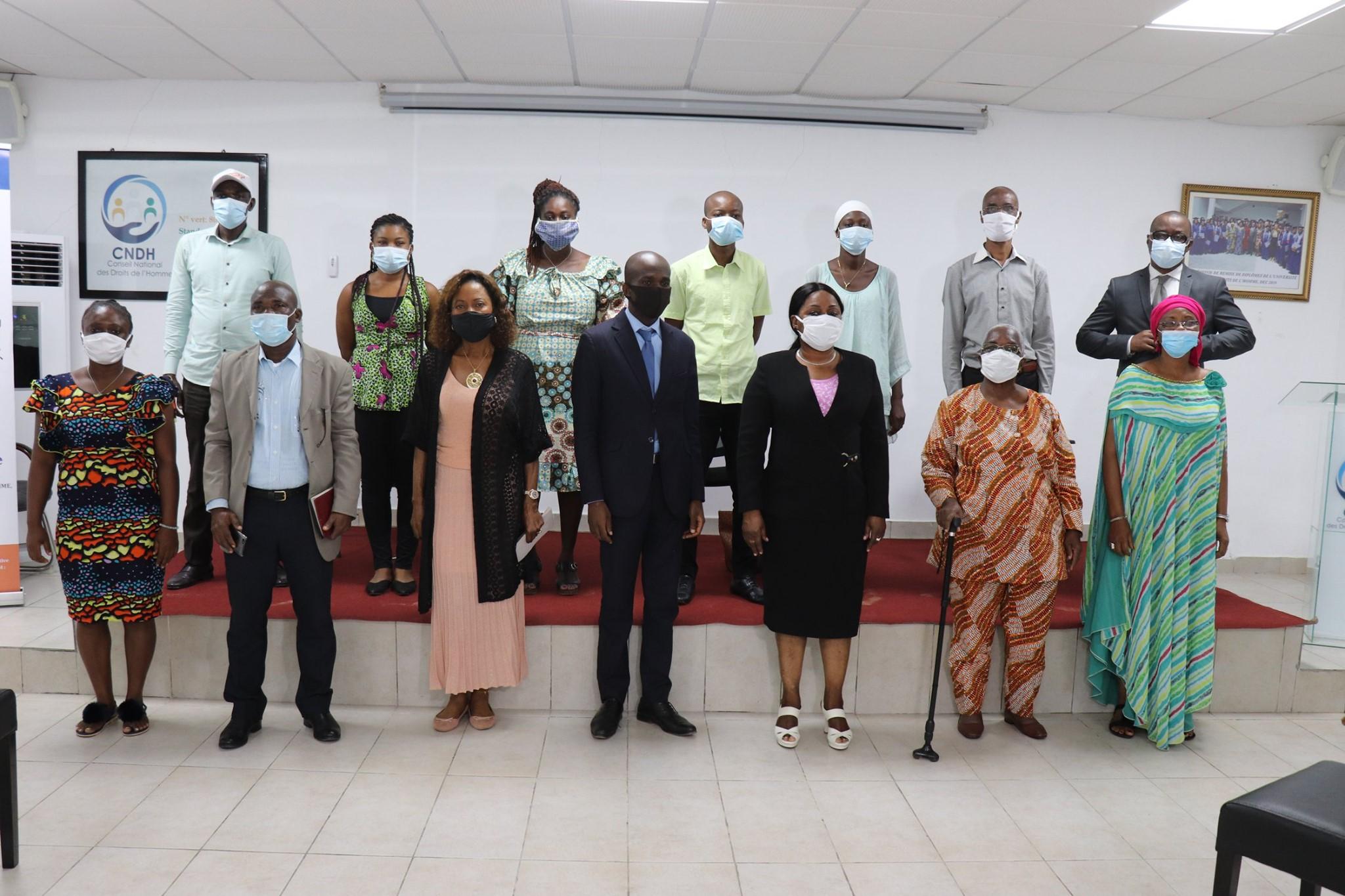 Mesures barrières en période de la pandémie du coronavirus