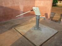 Réhabilitation d'une pompe hydraulique à Guezem et cérémonie de restitution