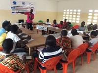 Atelier de formation des leaders ruraux de Guibéroua